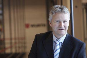 Administrerende direktør Svein Oftedal i Würth Norge
