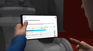 Integrerte operasjoner med tablets i felt